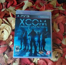 Xcom Enemy Unknown Mídia Física Ps3 Frete Cr R$ 11,98