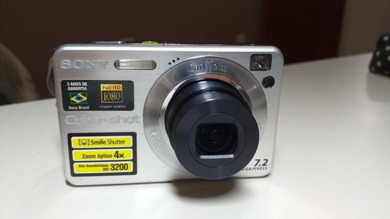 Câmera Sony Dsc-w110