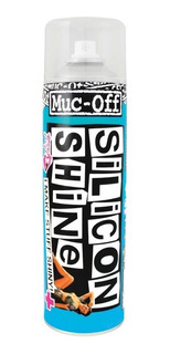 Spray Muc-off Silicon Shine 500ml. / Bikefactory.cl