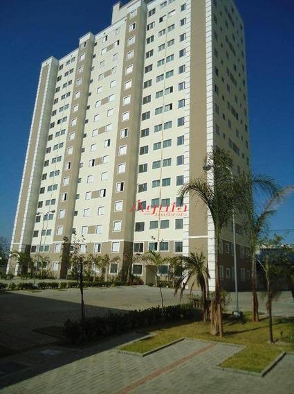 Apartamento Com 2 Dormitórios À Venda, 48 M² Por R$ 248.000 - Vila Homero Thon - Santo André/sp - Ap2009
