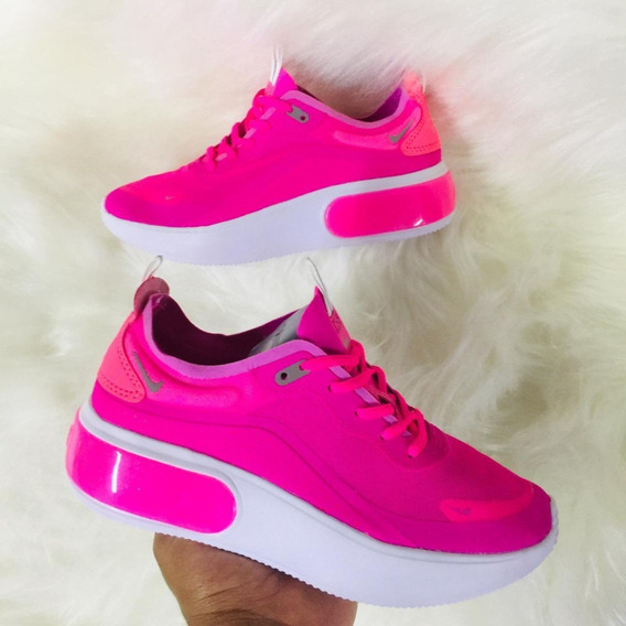 Nike Air Max Mujer Zapatillas Violeta en Mercado Libre