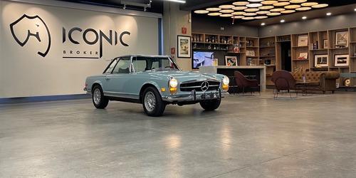 Imagen 1 de 7 de Mercedes Benz 280 Sl Pagoda Roof 1970