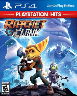 Ratchet & Clank Juego Digital Ps4