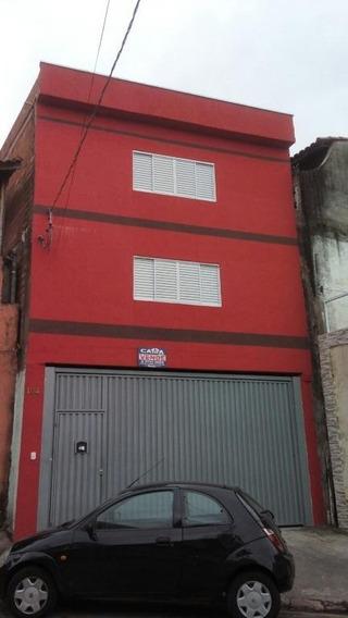 Sobrado Em Vila Carmosina, São Paulo/sp De 400m² 1 Quartos À Venda Por R$ 900.000,00 - So236256