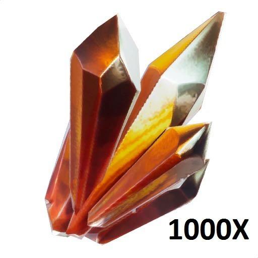 Cristal Solar - Fortnite Salve O Mundo