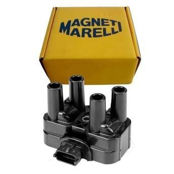 Imagem 1 de 2 de Bobina Ignição Palio Evo 1.0 2012 À 2017 Magneti Marelli