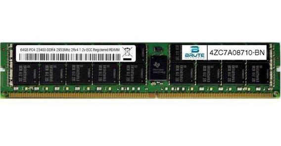 Memoria Ram Lenovo 64gbddr4 2933 Mhz Rdimm