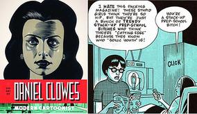 The Art Of Daniel Clower - Modern Cartoonist