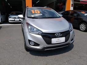 Hyundai Hb20x Premium 1.6 Flex 16v Aut. 4p 2015