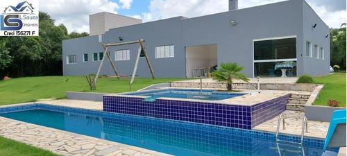 Imagem 1 de 15 de Chácara Para Venda Em Pinhalzinho, Zona Rural, 3 Dormitórios, 3 Suítes, 2 Vagas - 1140_2-1186087
