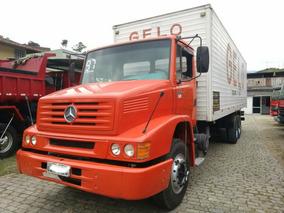 Mercedes Benz 1620 Truck Baú Isotérmico 9 Mts