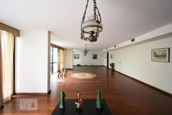 Apartamento No 5º Andar Com 5 Dormitórios E 2 Garagens - Id: 892885341 - 185341