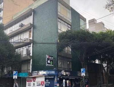 Hipódromo Condesa, Calle Campeche, Edificio En Venta (vw)