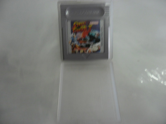 Street Fighter - Game Boy Color