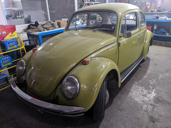 Volkswagen Fusca 1300 Ano 1972