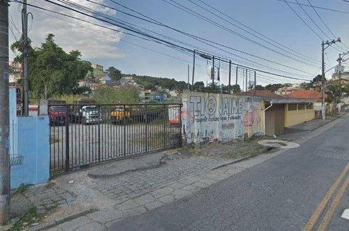 Imagem 1 de 3 de Terreno À Venda, 3505 M² Por R$ 4.200.000,00 - Vila São Francisco - Mauá/sp - Te0005