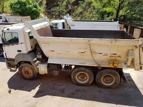 Mercedes-bens Axor 4144 6x4 Ano 2012/2012 5 Unidades