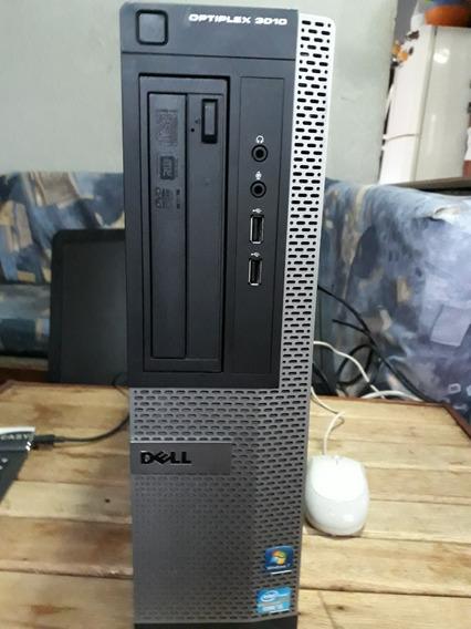 Dell Optiplex 3010 + I5 Intel 3470 + 4gb + Hd 500gb