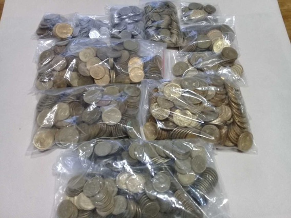 Monedas Argentinas Y Otros Venta En Lote Completo