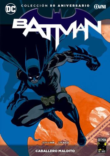 Cómic, Dc, Batman: Caballero Maldito Ovni Press
