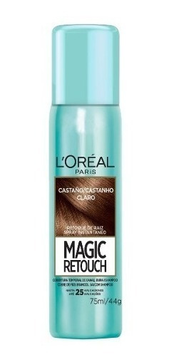 Spray Retocador De Raices Magic Retouch Loreal Paris