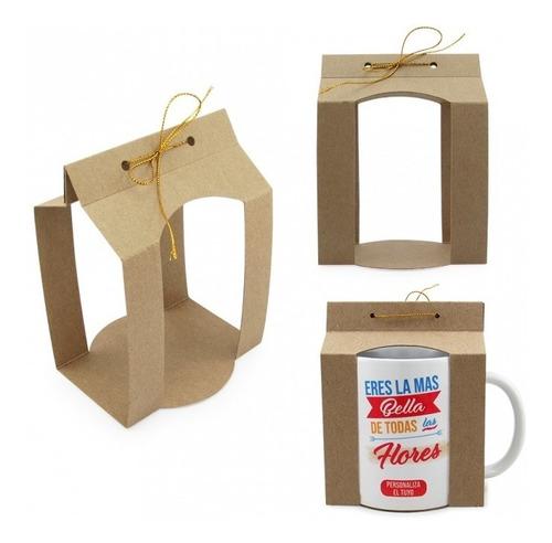 Caja Para Mug X 2 Unidades