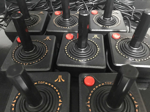 Par De Controles Para Atari 2600 Novos