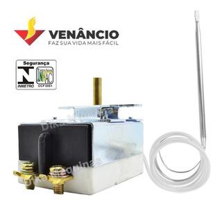 Termostato Regulador Chapa Grill Bifeteira Elétrica Venâncio