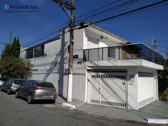 Sobrado Com 3 Dormitórios À Venda, 180 M² Por R$ 1.060.000,00 - Jardim Aeroporto - São Paulo/sp - So1006