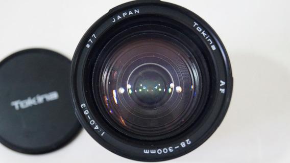 Lente Tokina Af 28-300mm,1:4.0-6.3