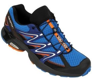 Zapatillas Salomon Xt Wezee Hombre - Trail Running -