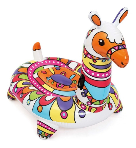 Llama Inflable Bestway Art Collection 1.93 X 1.51 Piu Online