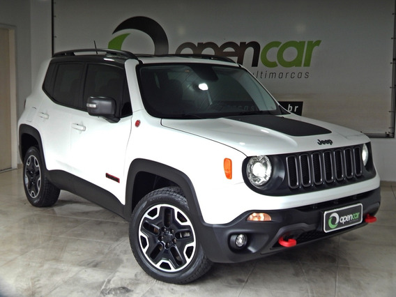 Jeep Renegade Trailhawk 2.0 Turbo Diesel 4x4