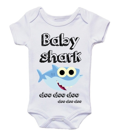Paquete De 8 Playeras Familiar Baby Shark