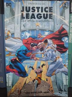 Liga De La Justicia: La Sexta Dimensión