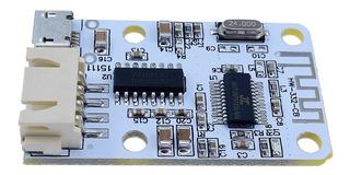 Modulo Audio Bluetooth 4.0 Stereo Con Amplificador 3+3w