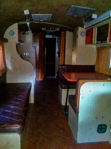 Omnibus Mercedes Benz Hecho Motorhome. (colectivo) Ofertón