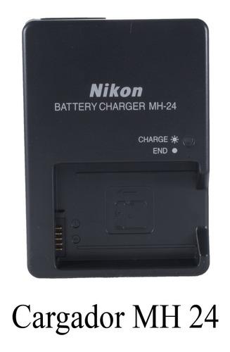 Cargador Mh 24 Para Nikon D5600 D5300 D3500 D3400 D3300