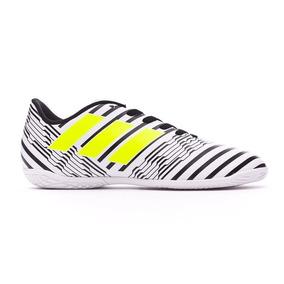 Chuteira adidas Nemeziz 17.4 Infantil Futsal Sem Trava