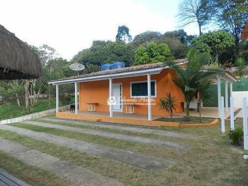 Chácara Com 2 Dormitórios À Venda, 2147 M² Por R$ 800.000,00 - Estância Santa Maria Do Portão - Atibaia/sp - Ch0002