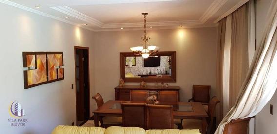Sobrado Com 4 Dormitórios (4 Suítes) À Venda, 208 M² Por R$ 1.300.000 - Adalgisa - Osasco/sp - So0345
