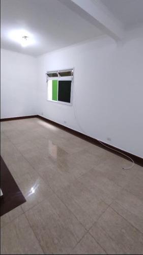 Casa Com 1 Dormitório Para Alugar Por R$ 1.100,00/mês - Centro - São Bernardo Do Campo/sp - Ca0378