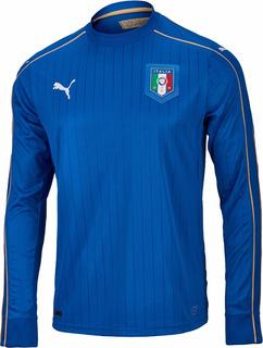 Exclusivo Jersey Italia Original Xl