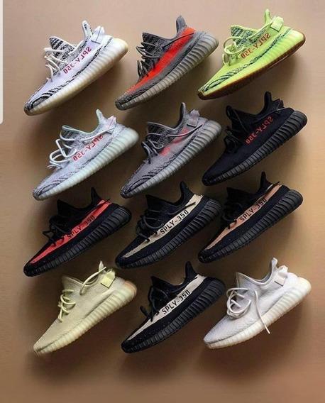 Tênis adidas Yeezy Boost - Várias Cores