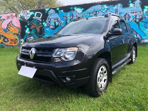 Duster Dynamic 2017 Navegador 18.000 Kms Impecable Permuto F
