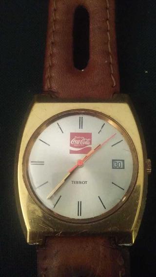 Relógio Tissot Antigo Raridade Coca Cola Coke
