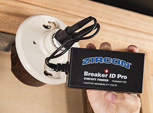Zircon 64057 Breaker Id Pro Localizador Disyuntor Para