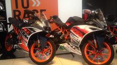 Ktm Rc 200 Gs Motorcycle Financiación A Tasa 0%
