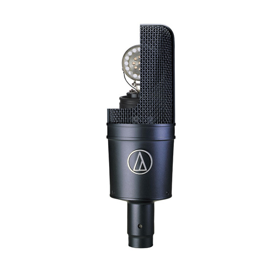 Microfone Audio Technica P/studio Condensador Cardioide At40