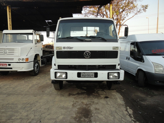 Volks 16170 Ano 1995 Truck Chassi